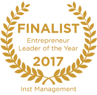 Institute of Managers and Leaders State Finalist 2017
