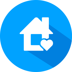 mortgage and debt consolidation icon