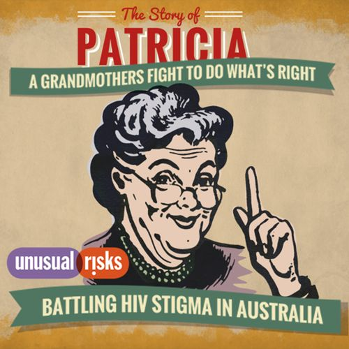 The Story of Patricia Podcast