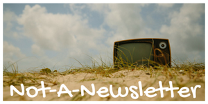 Get our occasional newsletter update