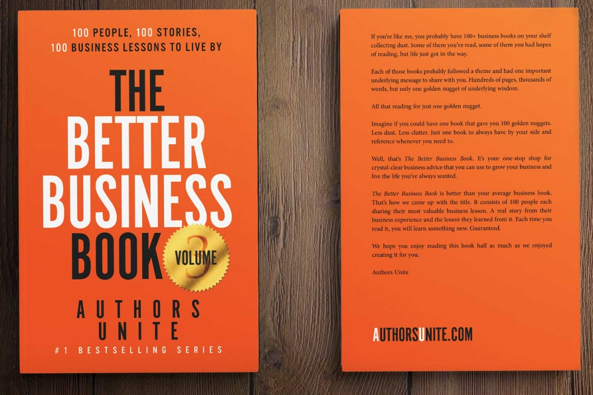 Start the year with a Free Kindle Book - The Better Business Book: 100 People, 100 Stories, 100 Business Lessons To Live By