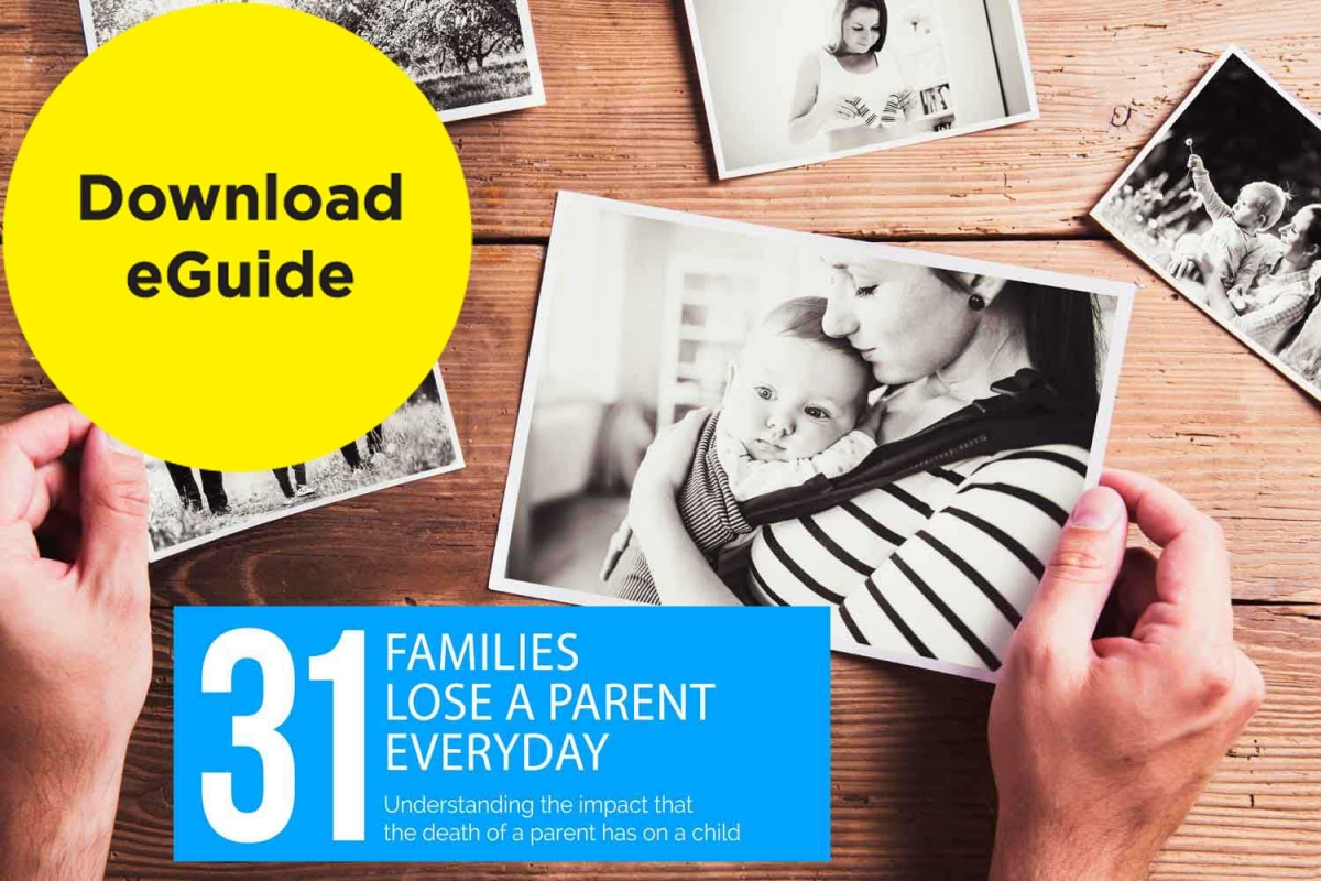 Download our free eGuide for parents and families